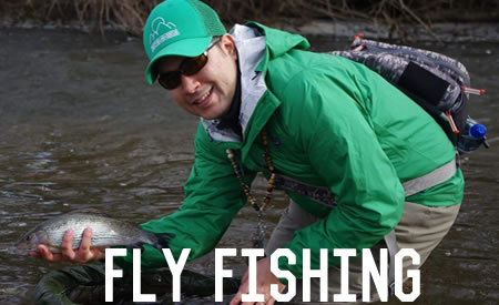 Andy Buckley Fly Fishing