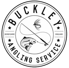 Derbyshire Fishing Guide – Andy Buckley Angling Service Logo