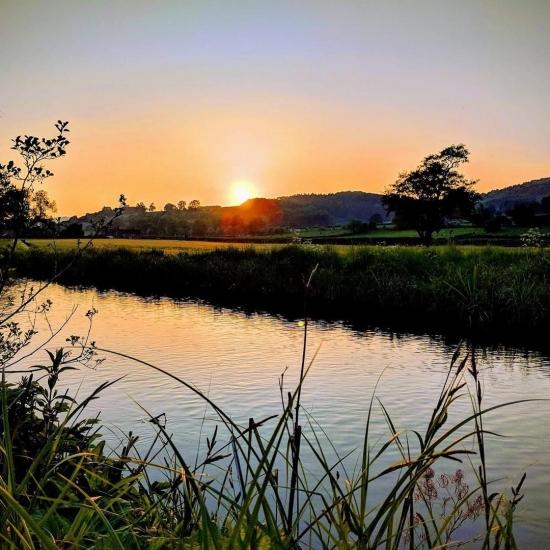 Wye River - Fly Fishing
